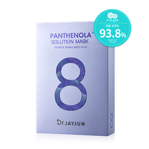 (2+1=3BOXES) Dr. JAYJUN PANTHENOLA SOLUTION MASK (1BOX=10SHEETS)