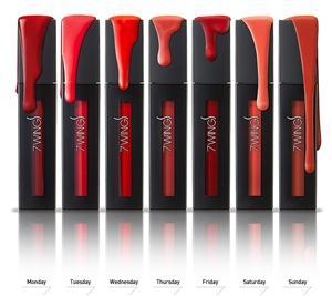 SEVEN WINGS AIR MATT LIQUID LIP TINT - 7DAYS