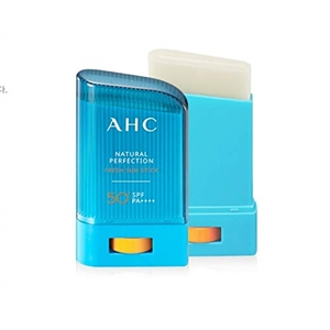 (10Box Special Price) [AHC] Natural Perfection Fresh Sun Stick 22g SPF 50 PA++++