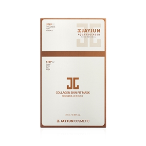 (1+1) JAYJUN COLLAGEN SKIN FIT MASK (20)
