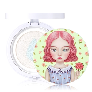 (2+1) Beauty People Sun Cushion - Young Sister