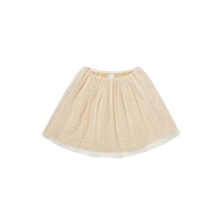 Gold Sprinkle Skirt (2T/3T/4T/6T/8T)
