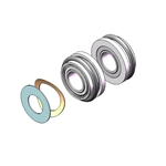 NSK Alpha-Lite S / Phatelus I S // Kinetic Viper 360 / SH Push Button Premium EZ Rebuild Kit