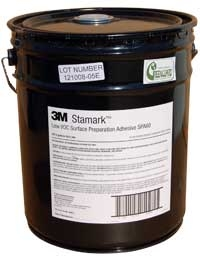 3m surface preparation adhesives spa60 five gallon for Surface container