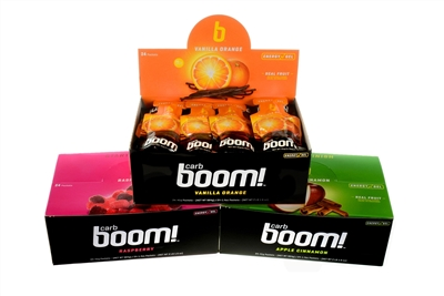 carb boom! Energy Gel