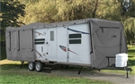 Camco UltraGuard Class C / Travel Trailer RV Cover
