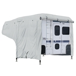 Classic Accessories 80-259-151001-00 Gray PermaPro Heavy Duty Camper Cover - Model 2 - 10'-12'