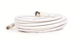 Camco 64761 RV Coaxial 18 AWG / 75 Ohm Cable - 50'
