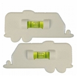 2Pk Trailer Level White