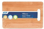 Camco 43544 RV Bamboo Cutting Board with Handle