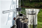 Extend-A-Line RV Ladder Mount Clothesline