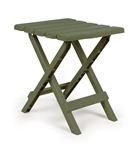 Camco Folding Side Table - Sage