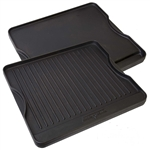 Camp Chef CGG16B Reversible Grill/Griddle - 16""
