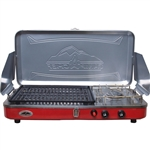Camp Chef MS2GG Rainier Campers Combo Stove