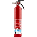 BRK Electron GARAGE10 First Alert RV Fire Extinguisher - 10-B:C