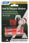 Camco 51056 Travel Salt and Pepper Shaker