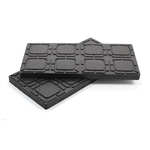 "Camco 44601 Universal Flex Pads for Leveling Blocks - 8.5"" x 17"" - 2 Pack"