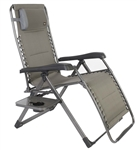 Faulkner 52290 Santa Monica Platinum RV Recliner Chair XL