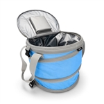 Camco 51995 Pop-Up Beverage Cooler with Bottle Opener - Light Blue