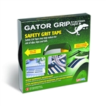Gator Grip RE141 Premium Anti-Slip Grit Tape - 60' x 1""