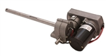 Lippert 045-117292 18:1 Motor and Driveshaft for Single Above Floor Slide