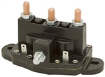 Lippert 045-136046 Polarity Reversing Solenoid by Trombetta - Bronze