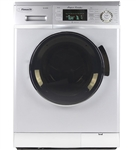 Pinnacle 18-4000S Washer/ Dryer Combo - Silver