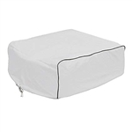 Classic Accessories 80-251-212801-00 Air Conditioner Roof Cover - Coleman Mach 8 - White