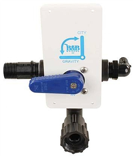JR Products DVW-1-A Winterizing Diverter Valve