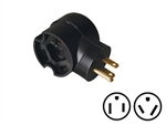 Surge Guard 09524-55-08 90 Degree Molded Adapter