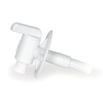 Camco 22223 Dual Size Drain Valve with Flange