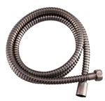 "Dura Faucet 60"" Bronze RV Shower Hose"