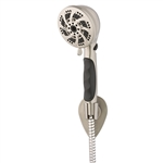 Oxygenics 92481 Fury RV Handheld Shower Head - Brush Nickel