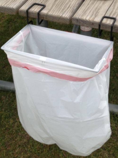 Jpc Products 103 Trash Ease Garbage Bag Holder
