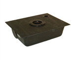 Icon 39 Gallon RV Holding Tank Center End Drain HT630BSBD