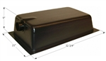 Icon 17 Gallon RV Holding Tank - Center End Drain HT620AED