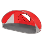 Picnic Time Manta Sun Shelter - Red/Grey/Silver