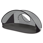 Picnic Time Manta Sun Shelter - Silver/Grey/Black