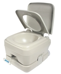Camco RV Portable Toilet, 2.6 Gallon