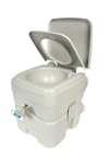 Camco 41541 RV Portable Toilet, 5.3 Gallon