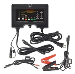 BatteryMINDer 12V Battery Charger, Maintainer, Desulfator, Conditioner