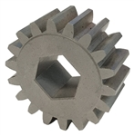 SLIDE OUT SPUR GEAR