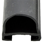 "AP Products 018-312-EKD 1"" x 15/16"" Black D Seal For EKD Base - 35'"