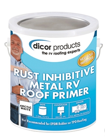 Dicor RP-MRRIP-Q RV Roof Rust Inhibitive Primer - 1 Qt