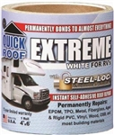 "CoFair Products Quick Roof Extreme White - 4"" x 6' Tape"