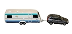 Prime Products RV Die Cast Collectible, SUV & Trailer