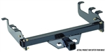 B&W Hitches HDRH25211 HD 16K Receiver Hitch '02 - '12 Dodge Ram 1500/2500/3500