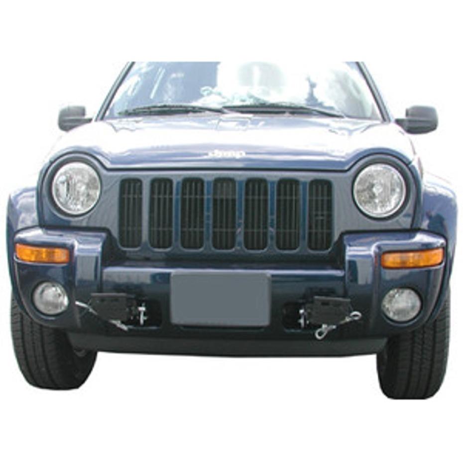 2002 Jeep Liberty Exterior: 2005 Jeep Liberty XL Bracket Kit
