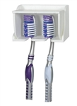 Camco 57203 RV Pop-A-Toothbrush Holder