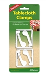 Coghlan's 9211 Plastic Tablecloth Clamps